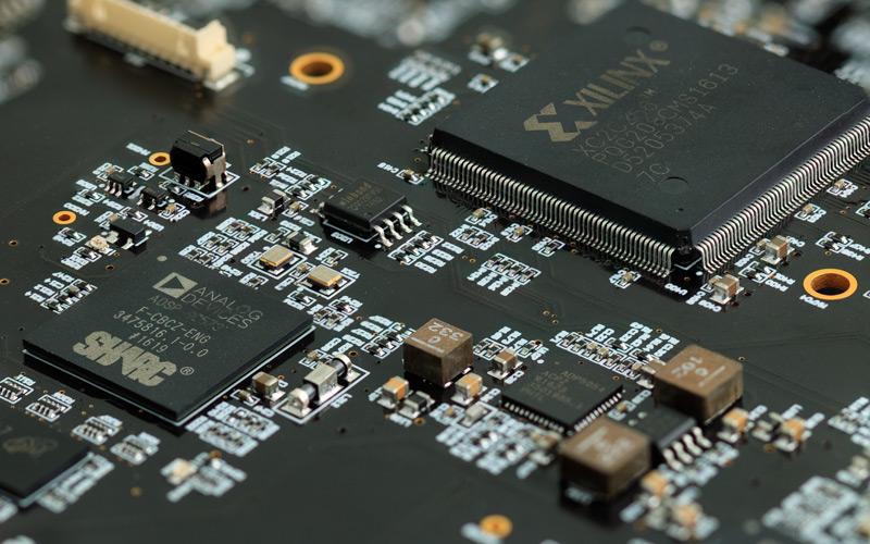 Electronic Circutiry - Service